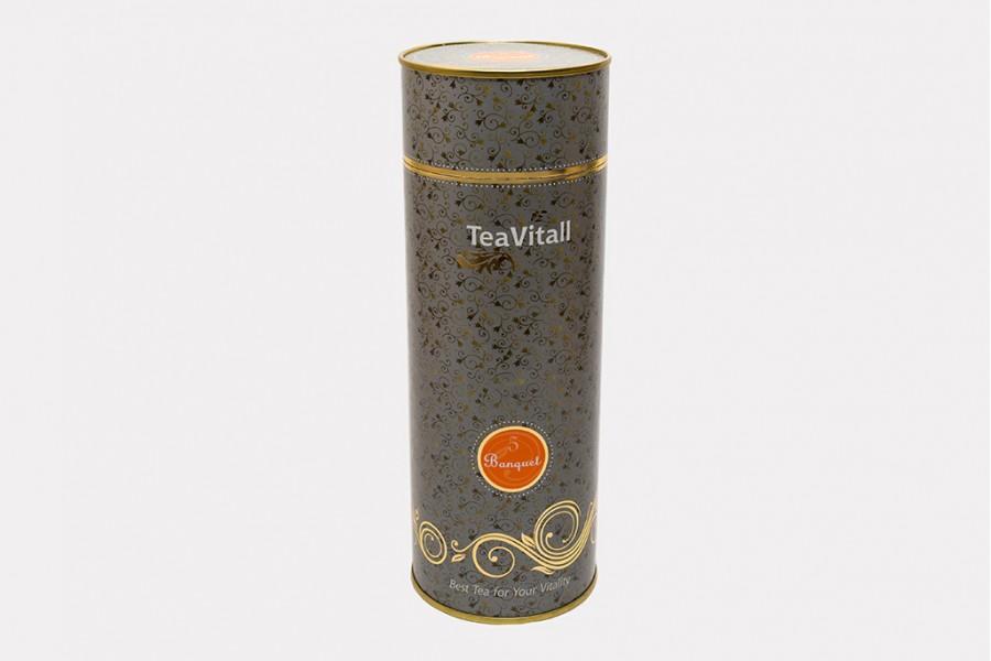 TeaVitall Banquet 5 туба 200 г.